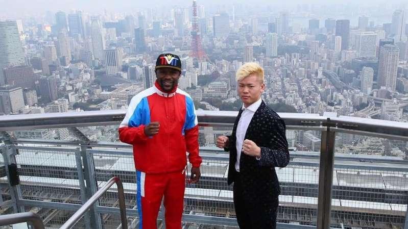 Mayweather cambia de opinión, sí peleará en Japón
