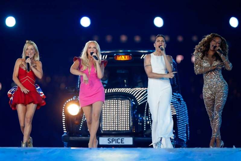 Las Spice Girls regresan, pero sin Victoria