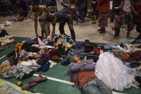 Denuncian desaparición de 100 migrantes en Veracruz