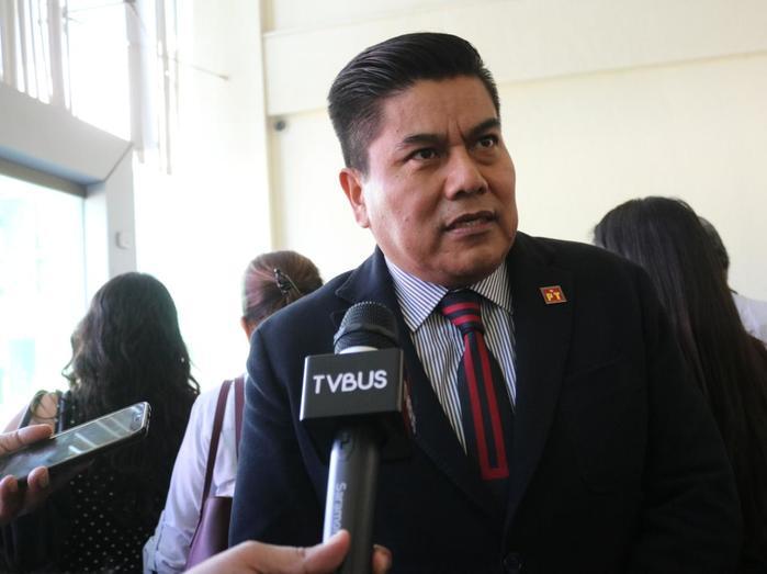 Vamos a la revisión de la cuenta pública, enfatiza Morales Niño Diputado local