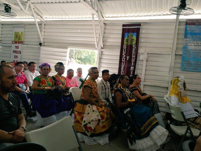 Celebra Juchitán la edición 43 de la vela Muxe