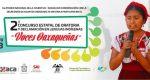 Invita SAI a jóvenes a participar en 2º Concurso de Oratoria y Declamación en Lenguas Indígenas