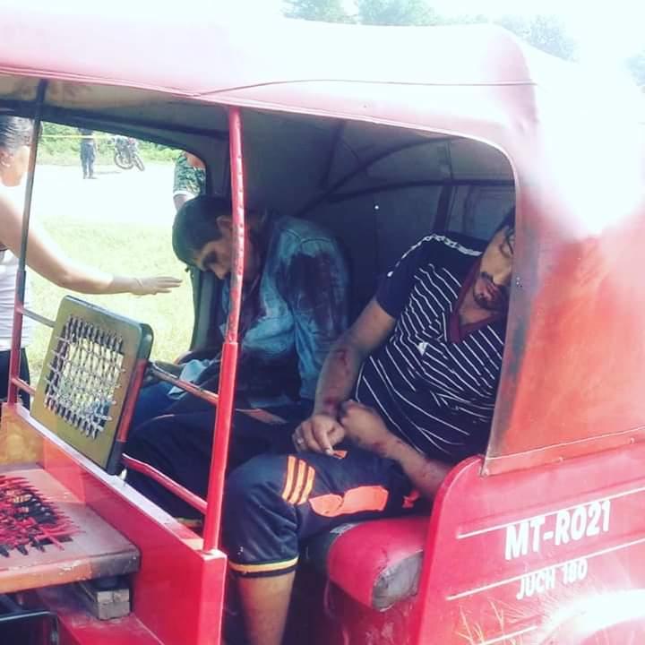 Ejecutan a tres personas en Juchitán