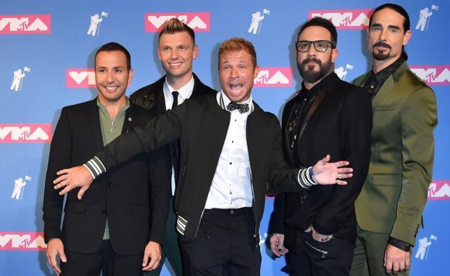 Backstreet Boys anuncia disco y gira mundial