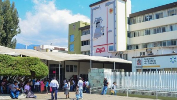 Germán Tenorio desapareció área de Nefrologia del Hospital Civil en Oaxaca