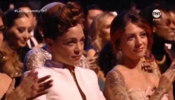 Fans aplauden reacción de Lafourcade ante Grammy de Maluma