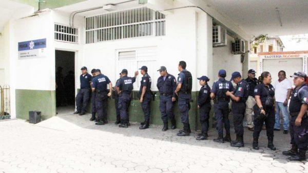 Disminuye la respuesta de interesados a convocatoria de la policía municipal