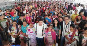 Obras pendientes quedarán culminadas en tiempo y forma: Edil de Jalapa
