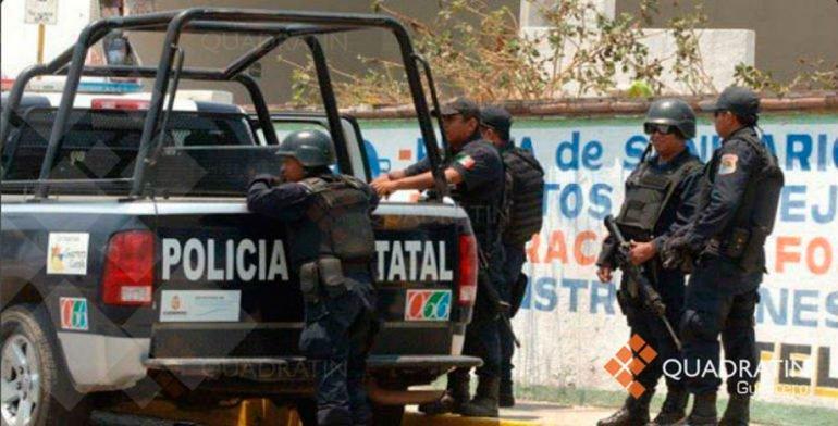 Hieren a una mujer con bala perdida en un enfrentamiento en Acapulco
