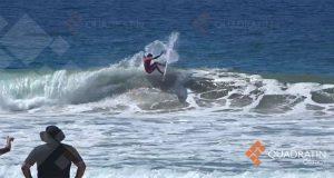 Inicia torneo internacional de surf en Puerto Escondido