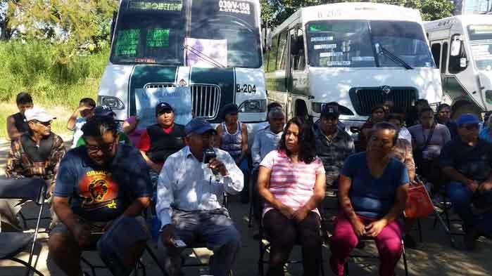 Luego de varias muertes, vecinos expulsan linea de autobuses en fraccionamiento Montoya