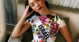 Miss Israel desfila con pantalón en preliminares de Miss Universo