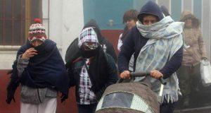En la Mixteca alertan a 86 municipios por temporada invernal