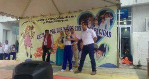 Realiza CAM 3 Cruzada por los niños con discapacidad en Tuxtepec