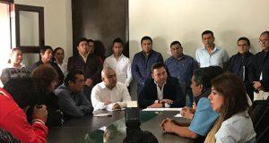 Ilegal la comisión de entrega-recepción del Ayuntamiento de Santa Lucia
