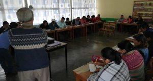 Participan maestros de la zona 111 en PRONALEES, buscan actualizar métodos de enseñanzas