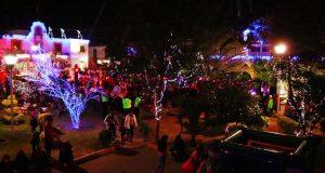 Inicia festival navideño en Xoxocotlán