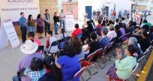 Trabajo cercano a la gente, pilar para mi gobierno: López Jarquín