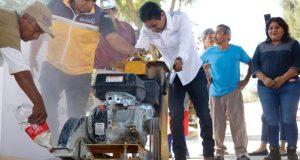 Con 160 obras atienden de rezago social en Xoxocotlán