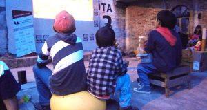 Una vez más Cinesillita en Tuxtepec, ahora en la Casa de Lipe
