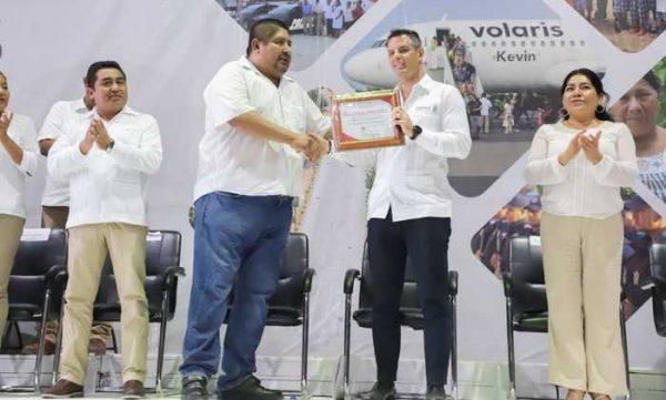 Compromete AMH coordinación y trabajo conjunto para el desarrollo de San Pedro Mixtepec