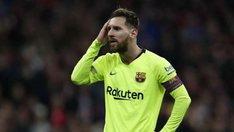 Messi queda fuera del Top 3 del Balón de Oro 2018