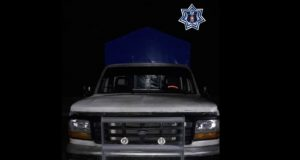 Asegura policía estatal 4 mil 800 litros de hidrocarburo  en Matías Romero