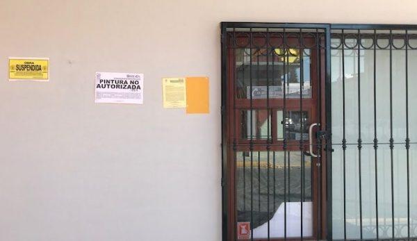 Suspende INAH obras para Oxxo en la calle de Morelos