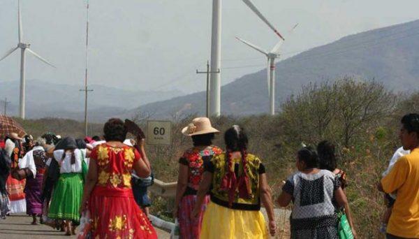 Reactivan consulta sobre central eólica en Oaxaca