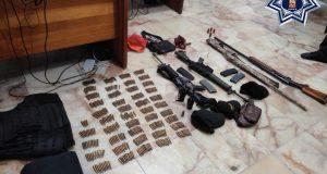 Policía Estatal detiene a persona armada en el Istmo