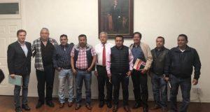 CNTE y gobierno federal analizan propuesta de reforma educativa