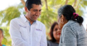 Alejandro López Jarquín rendirá su segundo informe de gobierno