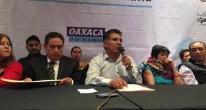 Crean nuevo bloque del PRD en Oaxaca