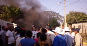 Confirman seis policías lesionados por conflicto electoral en San Dionisio del Mar