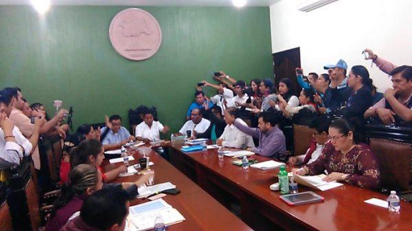 Por mayoría ayuntamiento de Tuxtepec aprueba proyecto de presupuesto de egresos 2019