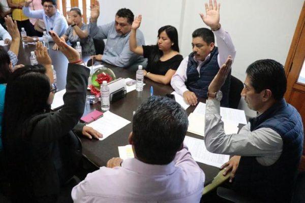 Designan a funcionarios del Ayuntamiento de Xoxocotlán