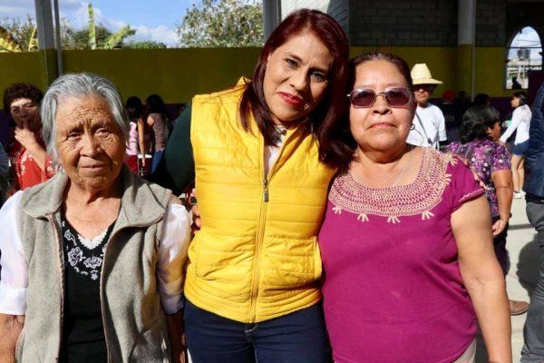 Que las familias de Xoxocotlán vivan mejor, es mi compromiso: Tania López López
