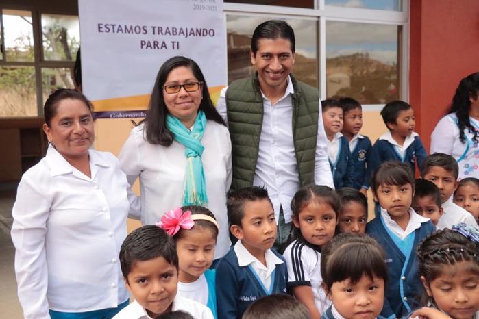 Invertir en educación para brindar un mejor futuro en Xoxocotlán: ALJ