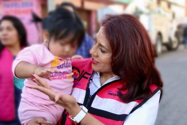 Brindan educación lúdica y con amor en el CAIC Xoxocotlán
