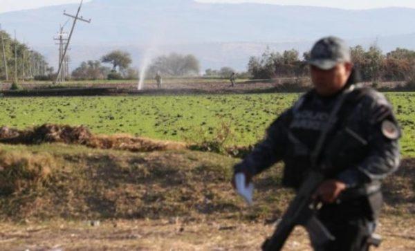 Registran nueva fuga, a 8 kilómetros de la explosión en Tlahuelilpan