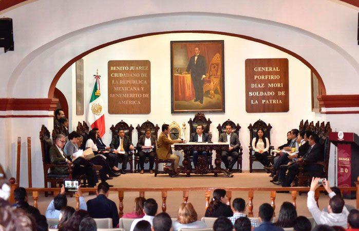 Aprueba Cabildo de Oaxaca Juárez integración del Comité de Adquisiciones