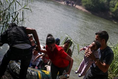 """""""En Honduras nos matan"""": migrantes alistan nueva caravana rumbo a México"""