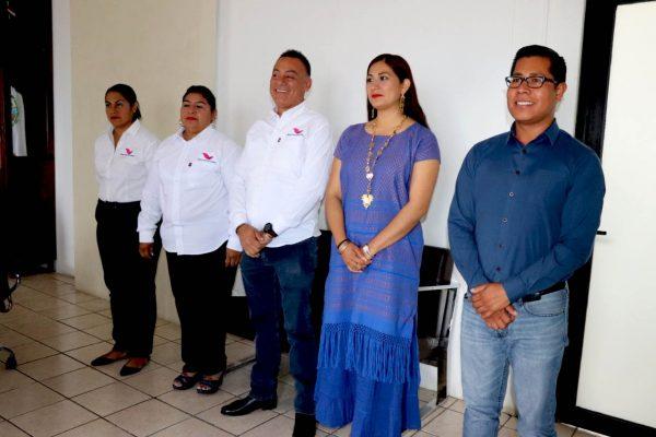 DIF Municipal asume compromiso de un verdadero desarrollo social en Santa Lucía