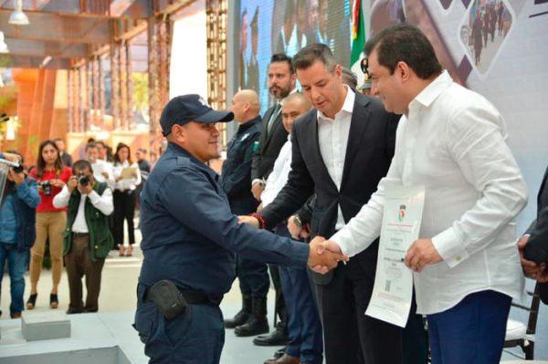 Ratifica Oswaldo García coordinación con gobiernos  federal y estatal para la seguridad de la capital