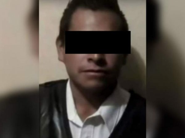 """Detienen a Marciano """"N"""", presunto feminicida de la niña Camila en Chalco"""