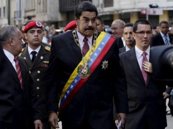 Pide EU a Latinoamérica cerrar filas contra Nicolás Maduro