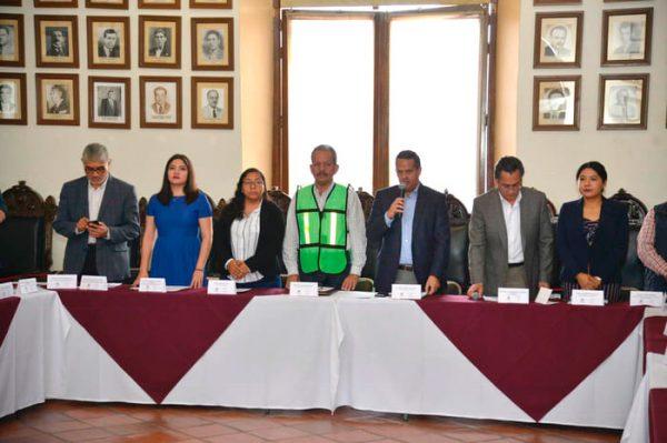 Cuenta Municipio de Oaxaca de Juárez con  Consejo Municipal de Protección Civil