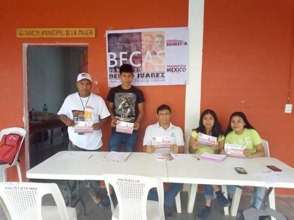 Lleva un 80% de avance censo de programas federales sociales: Delegada Tuxtepec