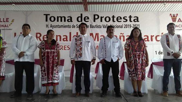 Decisión de eliminar el área de limpia pública fue para sanear finanzas: Presidente de Valle Nacional