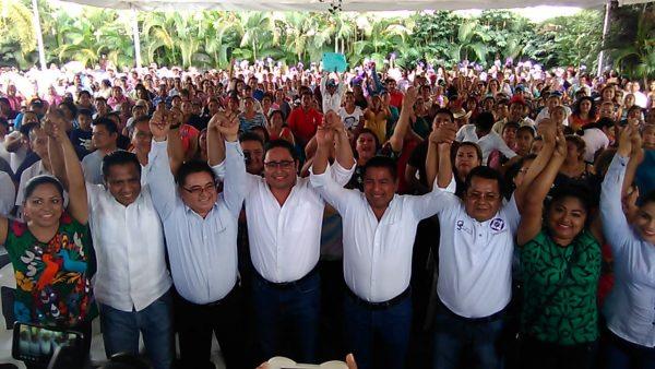 Ex regidor de Tuxtepec asume presidencia de FHUCUP